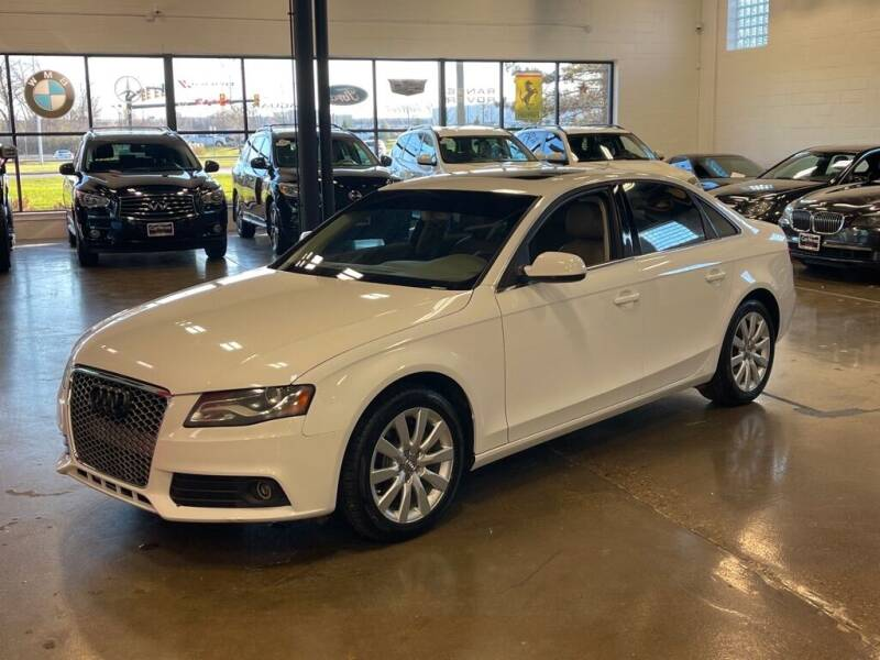 2011 Audi A4 for sale at CarNova in Sterling Heights MI