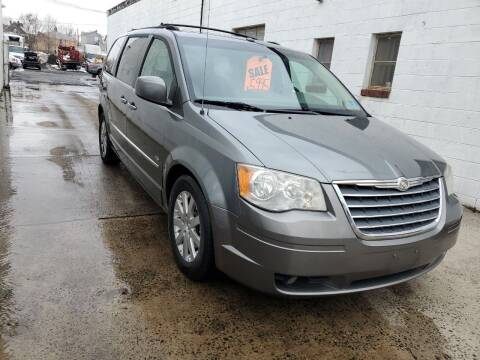 2009 Chrysler Town and Country for sale at PARK AUTO SALES in Roselle NJ