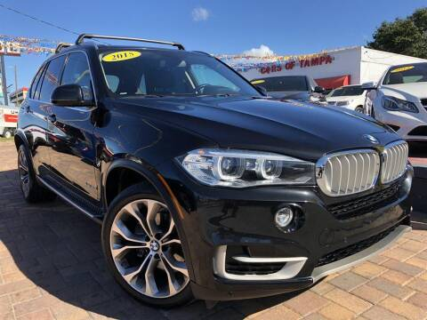 2015 BMW X5 for sale at Cars of Tampa in Tampa FL