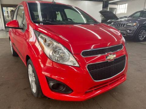 2013 Chevrolet Spark for sale at John Warne Motors in Canonsburg PA