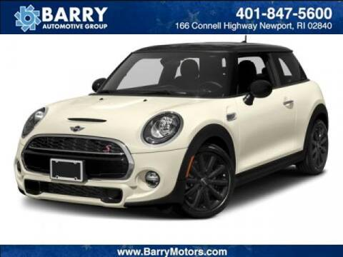 2018 MINI Hardtop 2 Door for sale at BARRYS Auto Group Inc in Newport RI