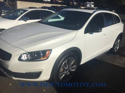 2015 Volvo V60 Cross Country for sale at J & M Automotive in Naugatuck CT