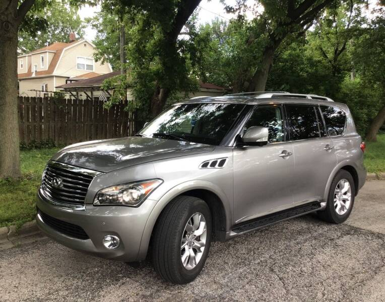 2011 Infiniti QX56 for sale at Buy A Car in Chicago IL