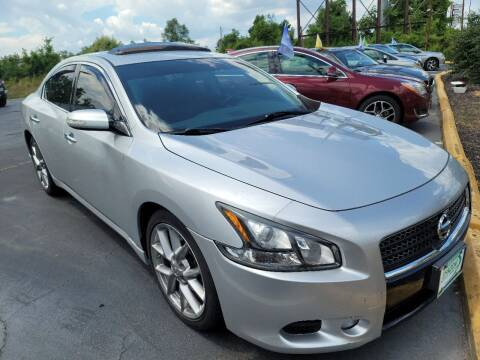 2011 Nissan Maxima for sale at Shaddai Auto Sales in Whitehall OH