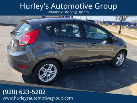 2017 Ford Fiesta for sale at Hurley's Automotive Group in Columbus WI