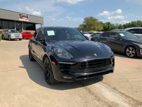 2018 Porsche Macan for sale at KIAN MOTORS INC in Plano TX