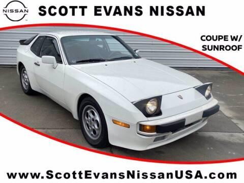 1989 Porsche 944 for sale at Scott Evans Nissan in Carrollton GA