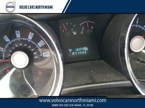 2010 Ford Mustang for sale at Volvo Cars North Miami in Miami FL