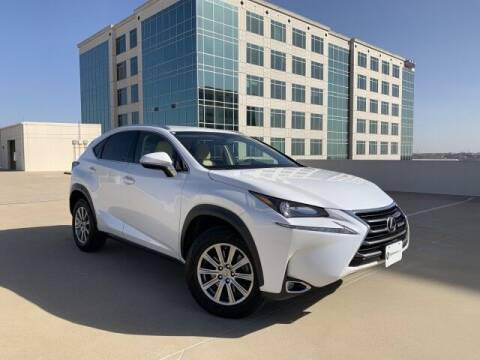 2017 Lexus NX 200t for sale at SIGNATURE Sales & Consignment in Austin TX