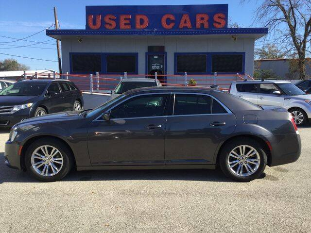 2017 Chrysler 300 for sale at Your Car Store in Conroe TX