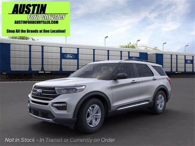 2021 Ford Explorer for sale in Austin, MN