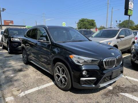 2018 BMW X1 for sale at SOUTHFIELD QUALITY CARS in Detroit MI