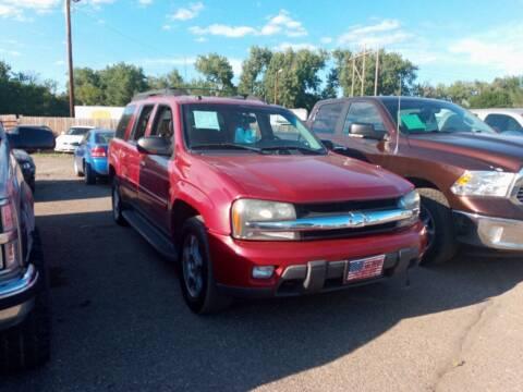 2005 Chevrolet TrailBlazer EXT for sale at L & J Motors in Mandan ND