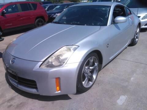 2006 Nissan 350Z for sale at R-Motors in Arlington TX