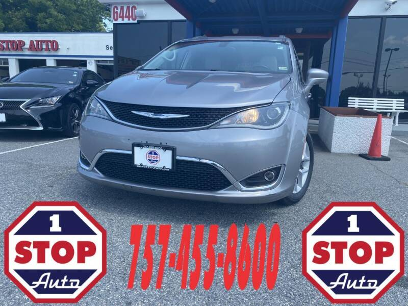2017 Chrysler Pacifica for sale at 1 Stop Auto in Norfolk VA