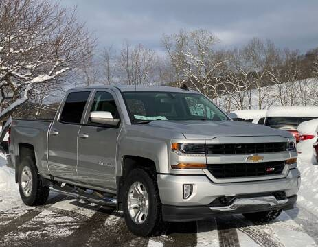 2018 Chevrolet Silverado 1500 for sale at Griffith Auto Sales in Home PA