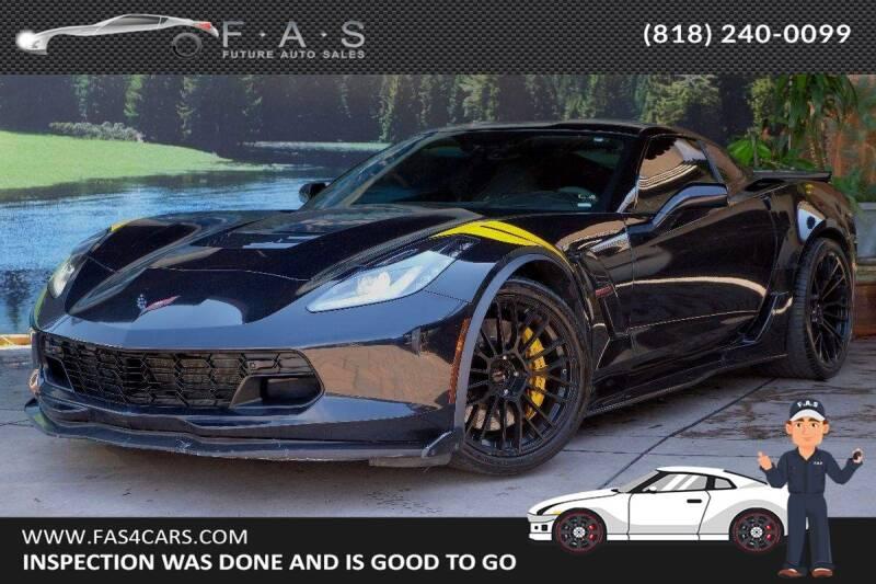 2017 Chevrolet Corvette for sale at Best Car Buy in Glendale CA