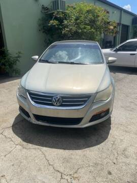 2009 Volkswagen CC for sale at MLG Auto Group Inc. in Pompano Beach FL