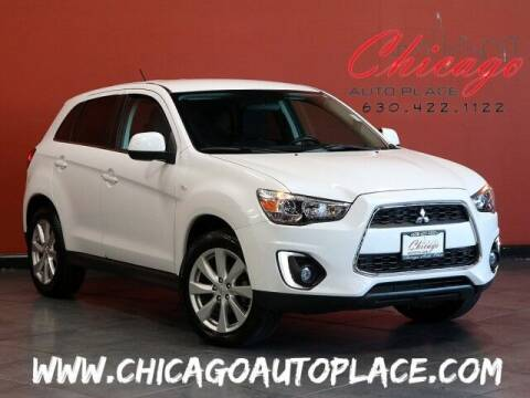 2015 Mitsubishi Outlander Sport for sale at Chicago Auto Place in Bensenville IL
