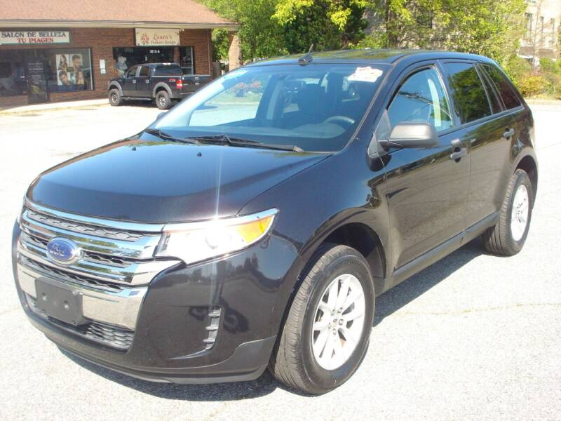 2013 Ford Edge for sale at Uniworld Auto Sales LLC. in Greensboro NC