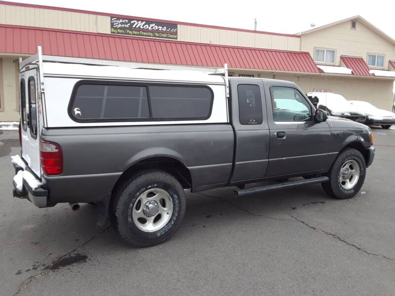 2004 Ford Ranger 4dr SuperCab XLT 4WD SB - Carson City NV