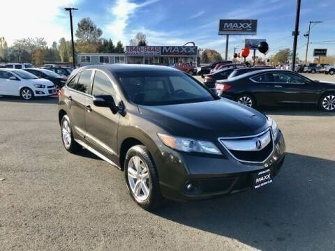 2014 Acura RDX for sale at Maxx Autos Plus in Puyallup WA