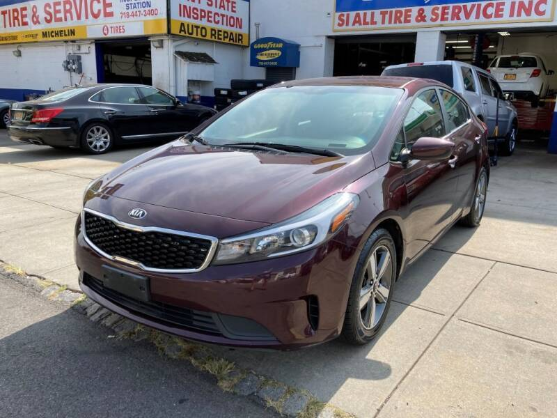 2018 Kia Forte for sale at US Auto Network in Staten Island NY