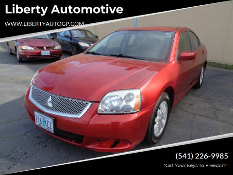 2012 Mitsubishi Galant for sale at Liberty Automotive in Grants Pass OR