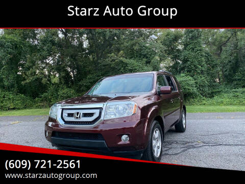 2009 Honda Pilot for sale at Starz Auto Group in Delran NJ