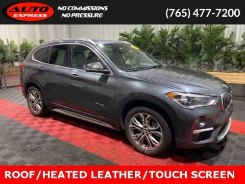 2017 BMW X1 for sale at Auto Express in Lafayette IN