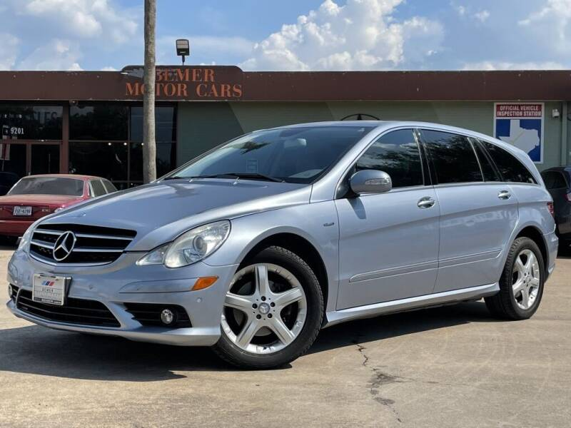 2010 Mercedes-Benz R-Class for sale in Houston, TX