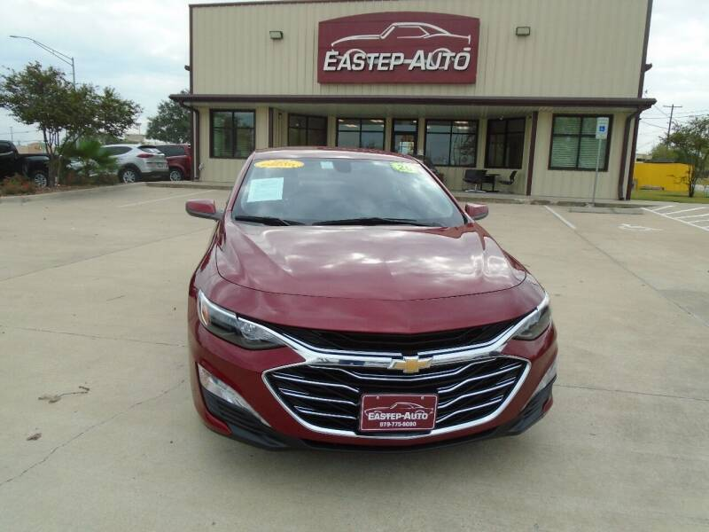 2020 Chevrolet Malibu for sale at Eastep Auto Sales in Bryan TX