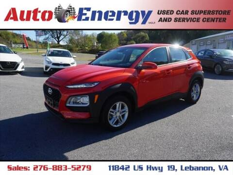 2020 Hyundai Kona for sale at Auto Energy in Lebanon VA