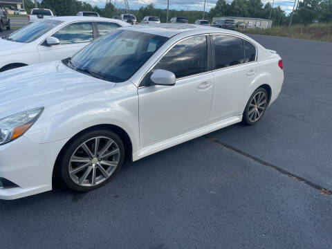 2013 Subaru Legacy for sale at Elite Auto Brokers in Lenoir NC