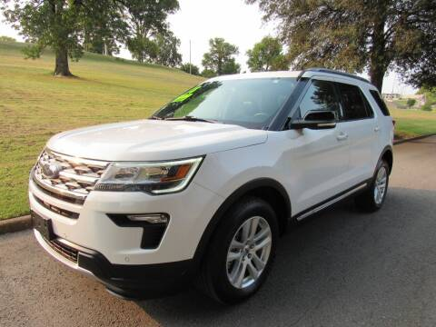 2018 Ford Explorer for sale at Roadstar Auto Sales Inc in Nashville TN
