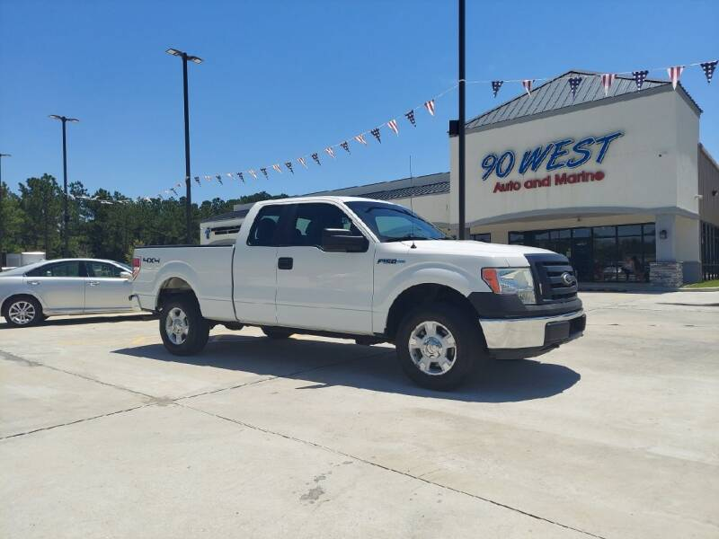 2011 Ford F-150 for sale at 90 West Auto & Marine Inc in Mobile AL