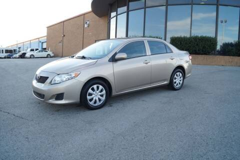 2010 Toyota Corolla for sale at Next Ride Motors in Nashville TN