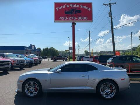 2010 Chevrolet Camaro for sale at Ford's Auto Sales in Kingsport TN