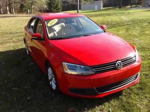 2013 Volkswagen Jetta for sale at ELIAS AUTO SALES in Allentown PA