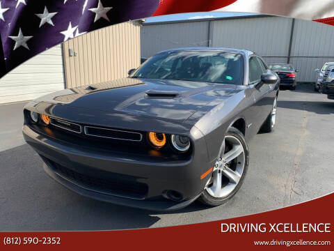 2017 Dodge Challenger for sale at Driving Xcellence in Jeffersonville IN