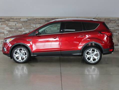 2019 Ford Escape for sale at Bud & Doug Walters Auto Sales in Kalamazoo MI