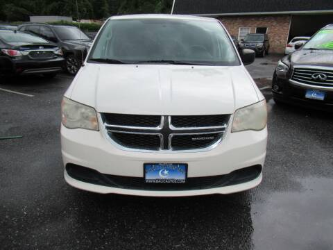 2011 Dodge Grand Caravan for sale at Balic Autos Inc in Lanham MD