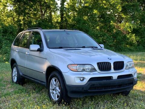 2006 BMW X5 for sale at Essen Motor Company, Inc in Lebanon TN