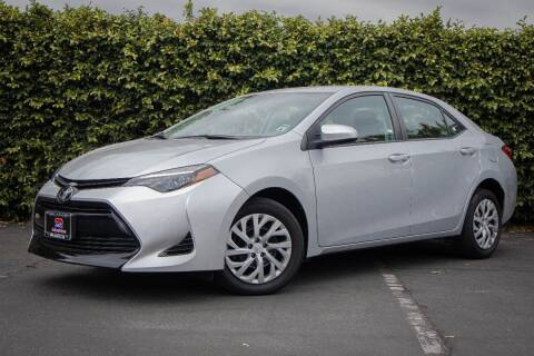 2019 Toyota Corolla for sale at 605 Auto  Inc. in Bellflower CA