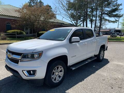 2016 Chevrolet Colorado for sale at Auddie Brown Auto Sales in Kingstree SC