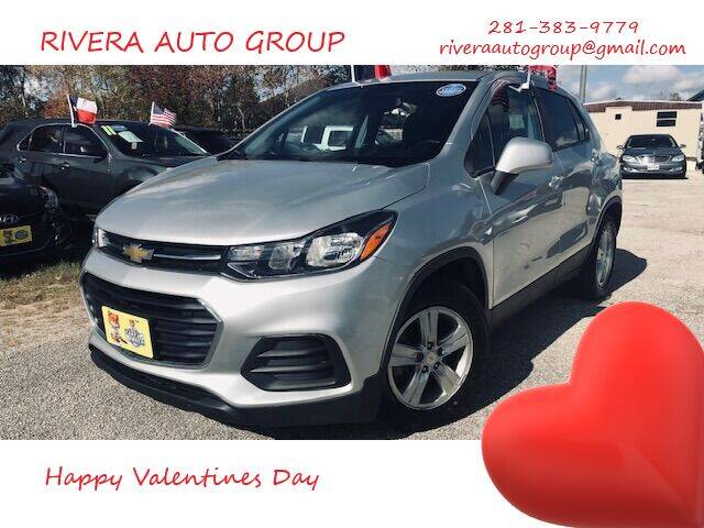 2020 Chevrolet Trax for sale at Rivera Auto Group in Spring TX