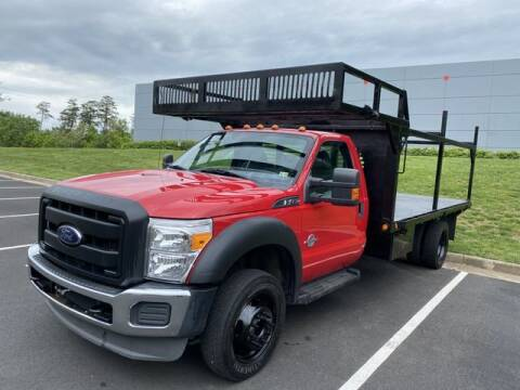 2013 Ford F-450 Super Duty for sale at SEIZED LUXURY VEHICLES LLC in Sterling VA