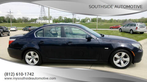2008 BMW 5 Series for sale at Southside Automotive in Washington IN