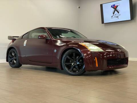 2003 Nissan 350Z for sale at TX Auto Group in Houston TX