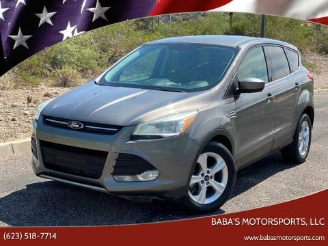 2014 Ford Escape for sale at Baba's Motorsports, LLC in Phoenix AZ